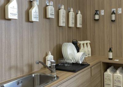 Organic Buddy Prefabricated Booth